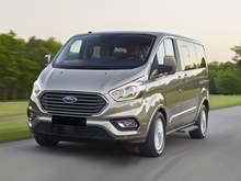 Ford Transit Tourneo Custom 4d