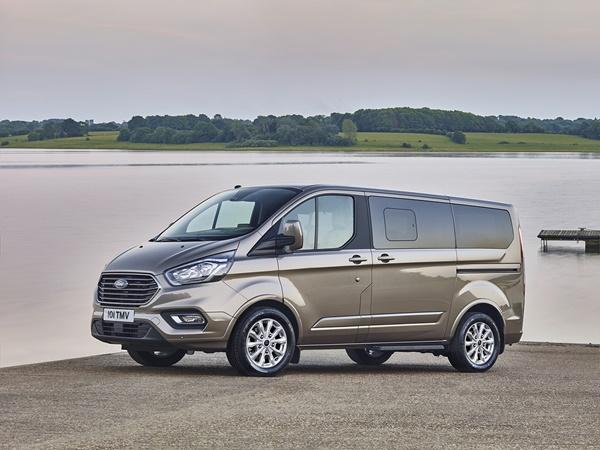 Ford Transit Tourneo Custom