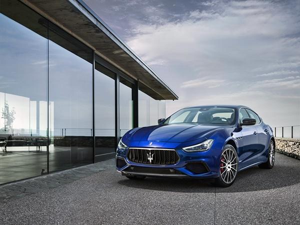 Maserati Ghibli 3.0d v6 aut