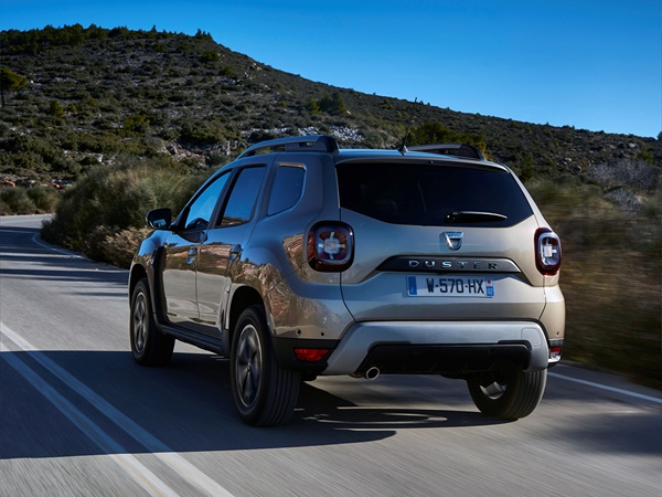 Dacia Duster 1.6sce bi-fuel essential 84kW