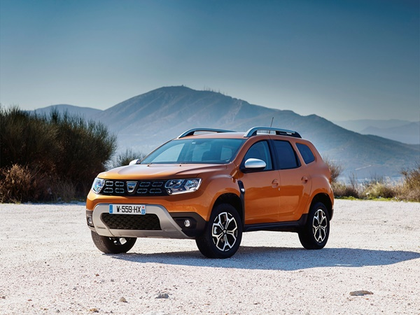 Dacia Duster 1.0tce bi-fuel essential 74kW