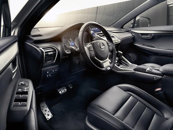 Lexus NX-serie 300h business line awd 145kW aut