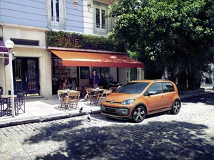 Volkswagen Cross up! 5d