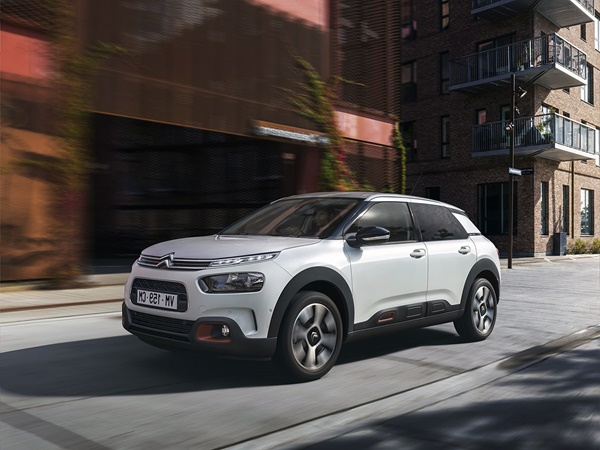 Citroen C4 Cactus 1.5hdi blue hdi feel 73kW