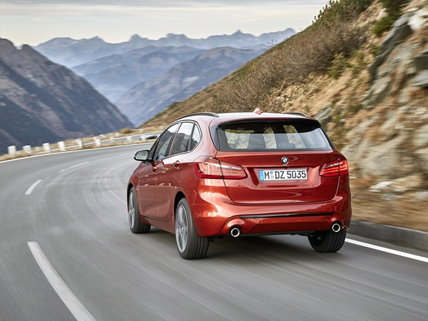 BMW 2-Active Tourer 218i 103kW aut