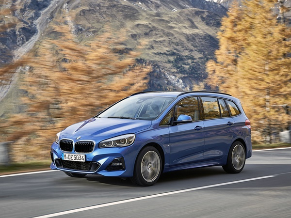 BMW 2-Gran Tourer 218d corporate executive 7p 110kW