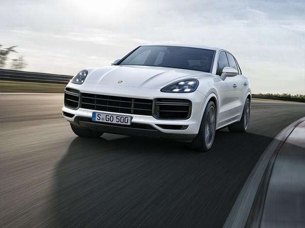 Porsche Cayenne 4.0t turbo 404kW tiptronic s aut