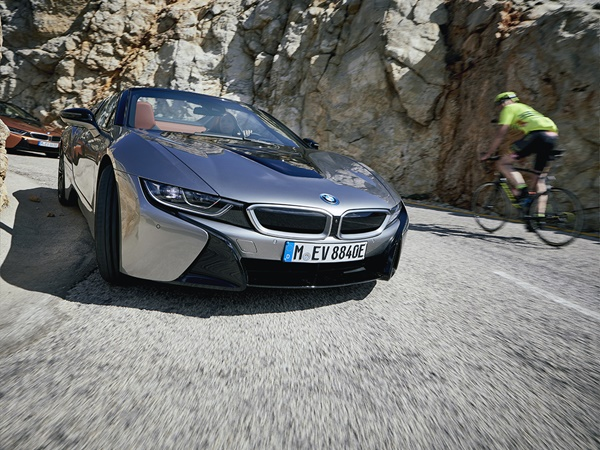 BMW i8-coupe