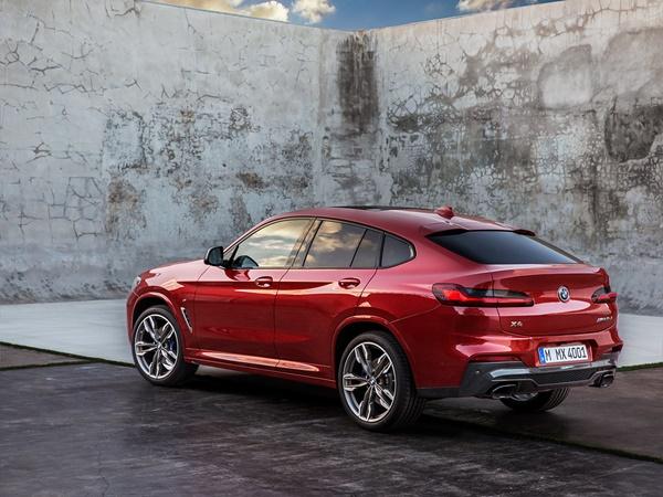 BMW X4 20i xdrive 135kW aut