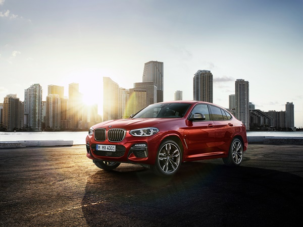 BMW X4 20d xdrive 140kW aut