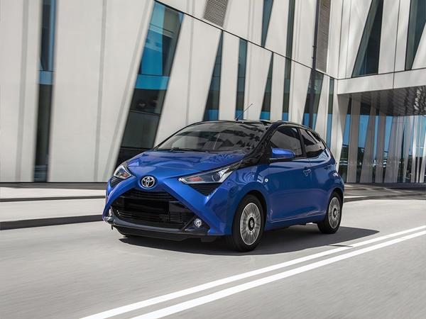 Toyota Aygo 1.0vvti x-fun 53kW