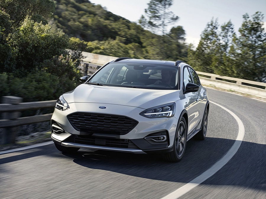 AutoDisk nieuws Ford Focus