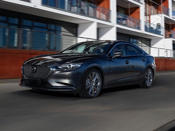 Mazda 6 2.0 skyactiv-g luxury 121kW