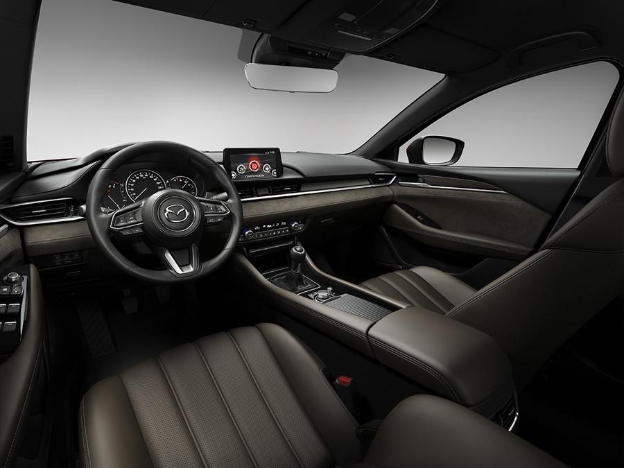 Mazda 6 2.0 skyactiv-g essence 107kW aut