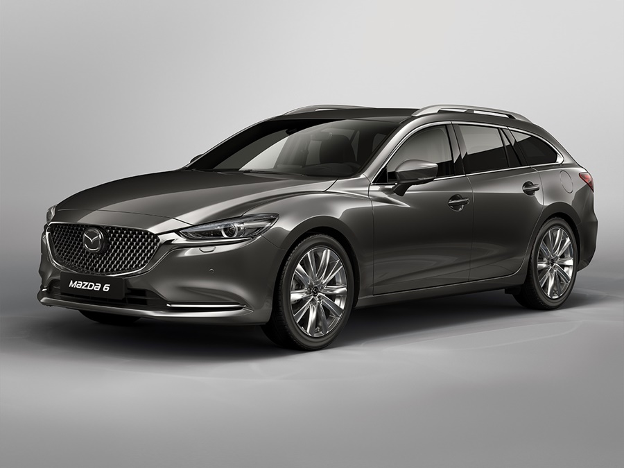 Mazda 6 sportbreak 2.0 skyactiv-g essence & business comfort choice 107kW aut