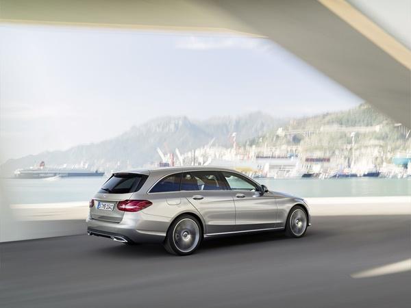 Mercedes C-estate