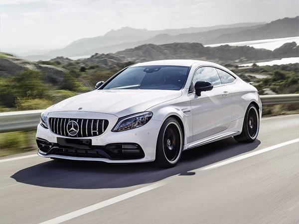 Mercedes C-coupe
