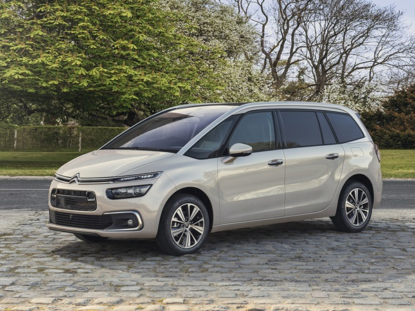 Citroen Grand C4 Spacetourer 1.2 puretech shine 96kW