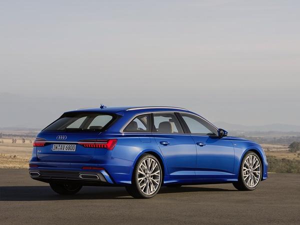 Audi A6 avant 45tfsi business edition 195kW s-tronic aut