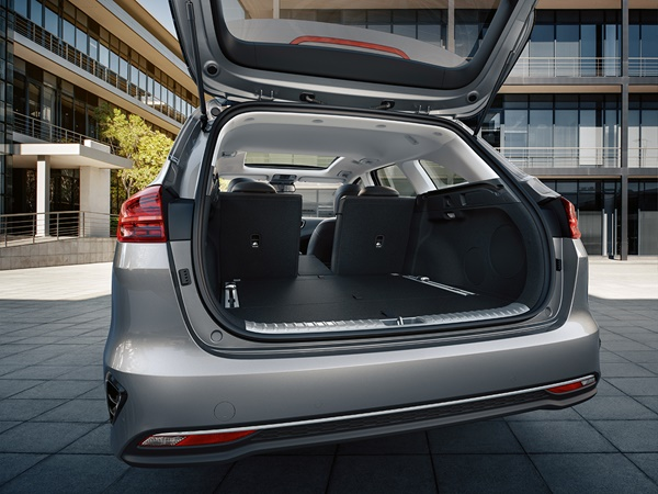 Kia Ceed sportswagon 1.6crdi dynamicplusline 85kW