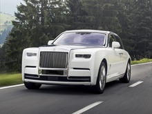 Rolls Royce Phantom 4d