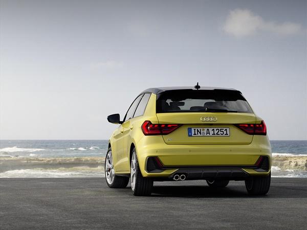 Audi A1 sportback 35tfsi epic 110kW s-tronic aut