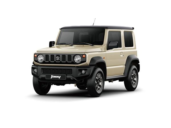 Suzuki Jimny 1.5 comfort allgrip pro 75kW