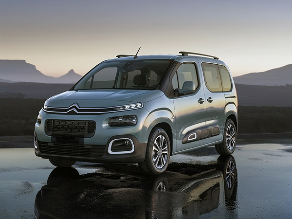Citroen Berlingo 1.5hdi blue hdi xl feel 7p 96kW eat8 aut