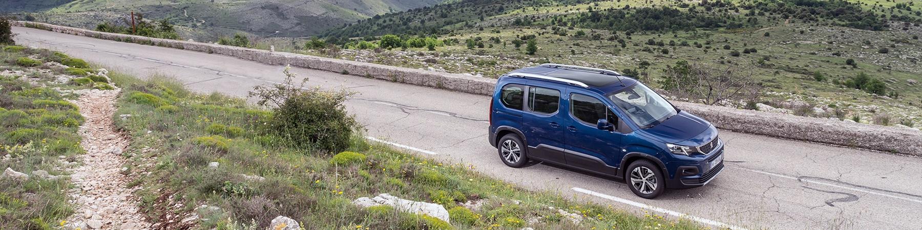 Peugeot Rifter 50kWh 240 km actieradius