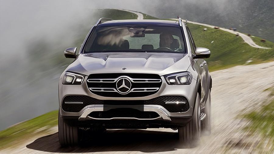 Mercedes GLE-klasse