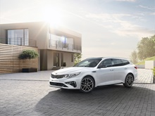 Kia Optima Sportswagon 5d