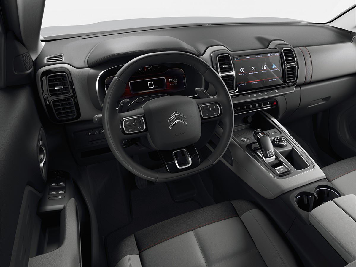 citroen c5 aircross 5d 1 2 puretech feel 96kw multilease. Black Bedroom Furniture Sets. Home Design Ideas