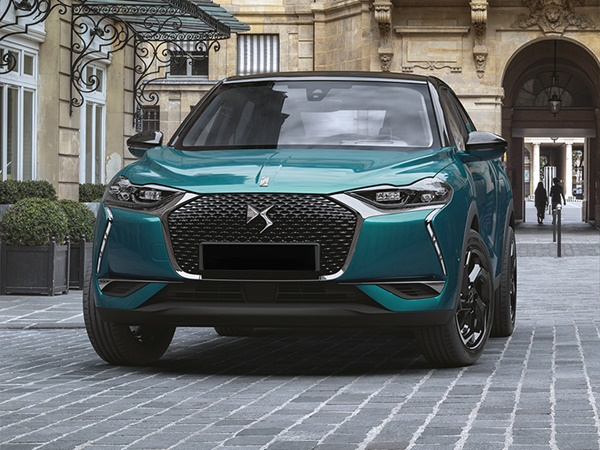 DS DS3 Crossback 1.5hdi blue hdi business 75kW
