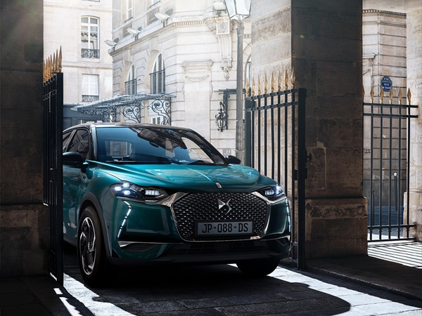 DS DS3 Crossback 1.2 pure tech so chic 75kW