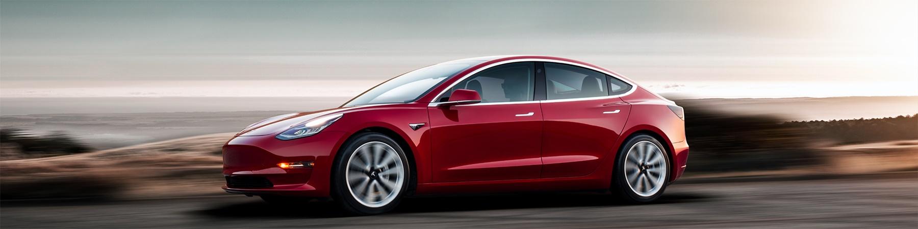 Tesla Model 3 55kWh 315 km actieradius