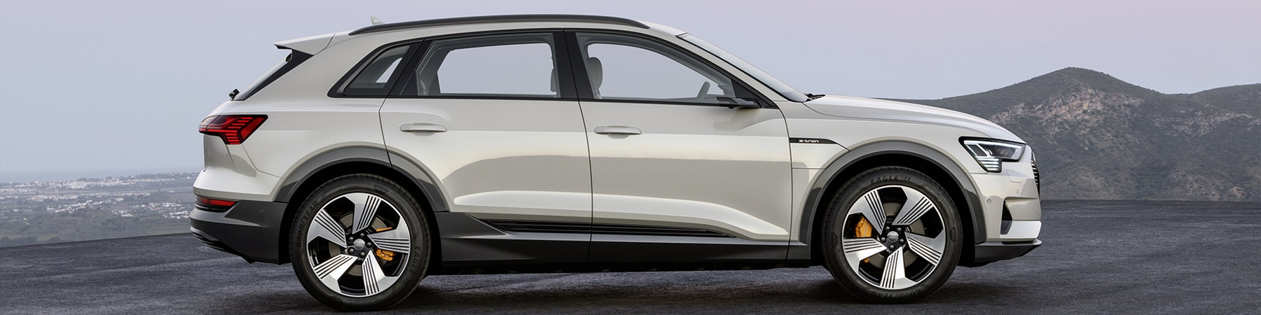 Audi E-tron 71kWh 255 km actieradius