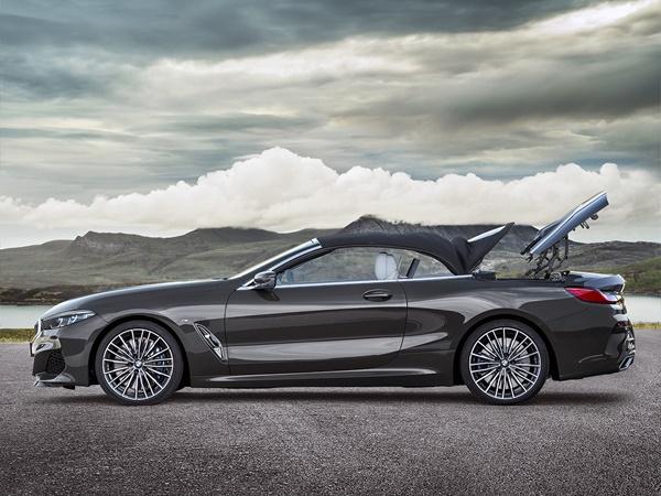 BMW 8-cabrio 840d mhev xdrive 258kW aut
