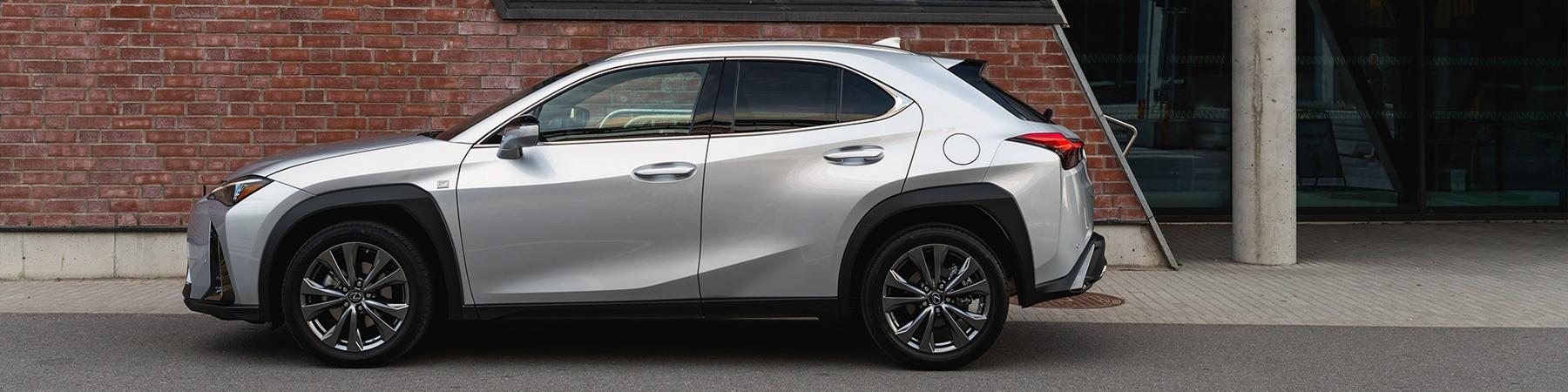 Lexus UX 54.3kWh 268 km actieradius