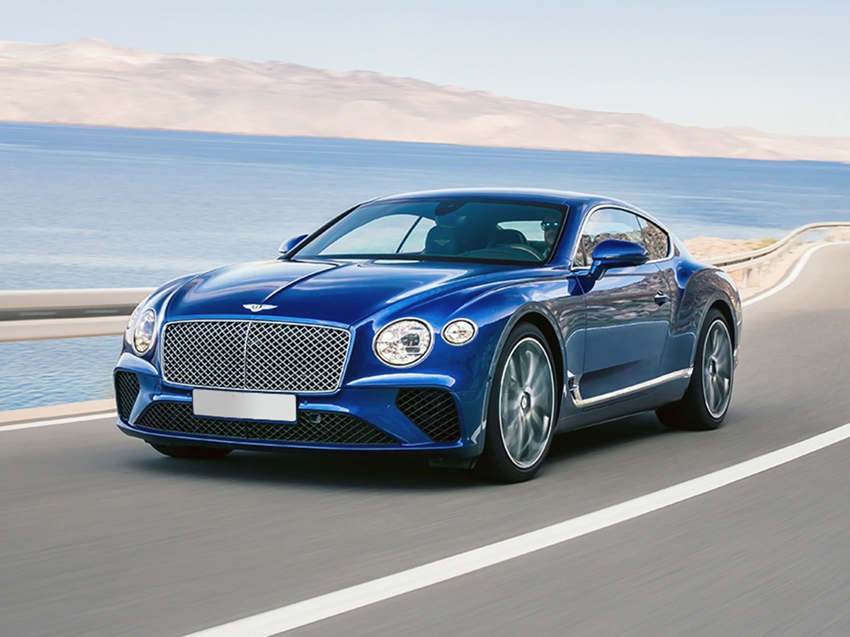 Bentley Continental GT 2d