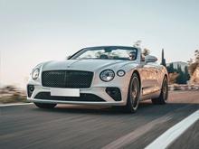 Bentley Continental GTC 2d