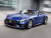 Mercedes-Benz AMG-GT Roadster 2d