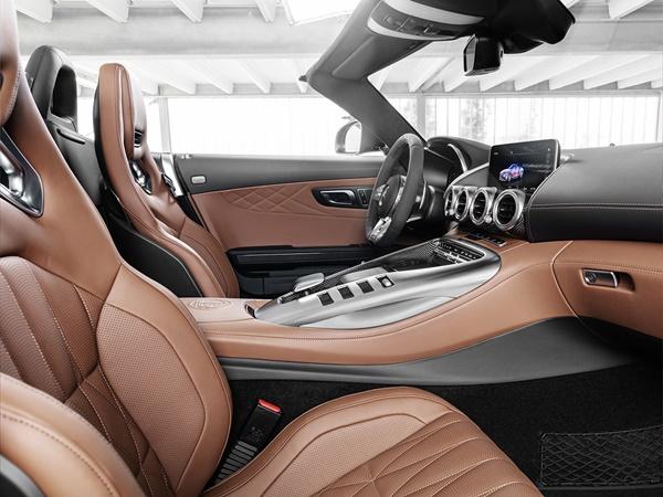Mercedes AMG-GT Roadster 4.0 s 384kW speedshift dct aut
