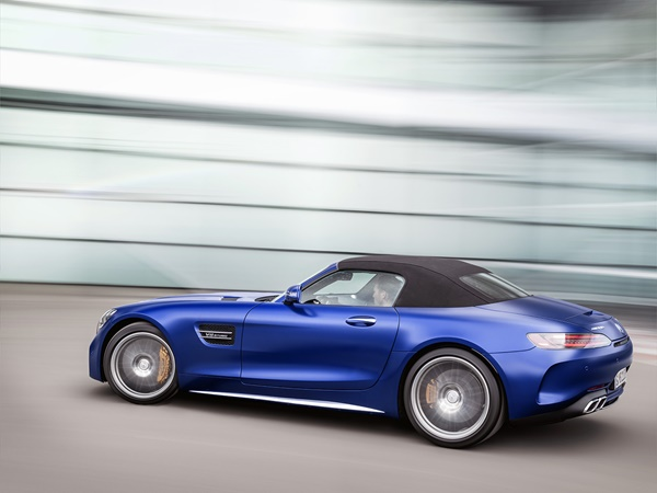 Mercedes AMG-GT Roadster 4.0 350kW speedshift dct aut
