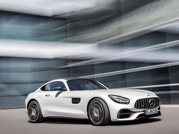 Mercedes AMG-GT Coupe