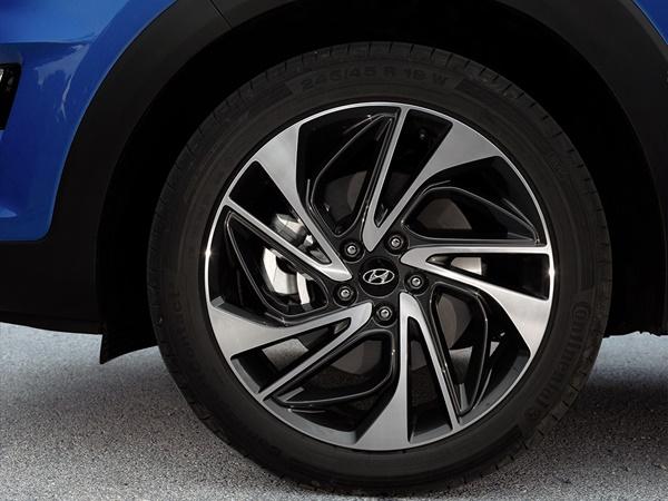 Hyundai Tucson 1.6tgdi comfort 130kW