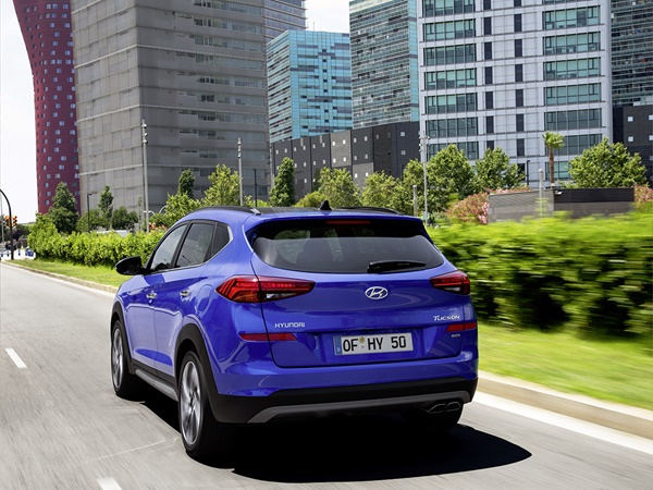 Hyundai Tucson 1.6gdi premium 97kW