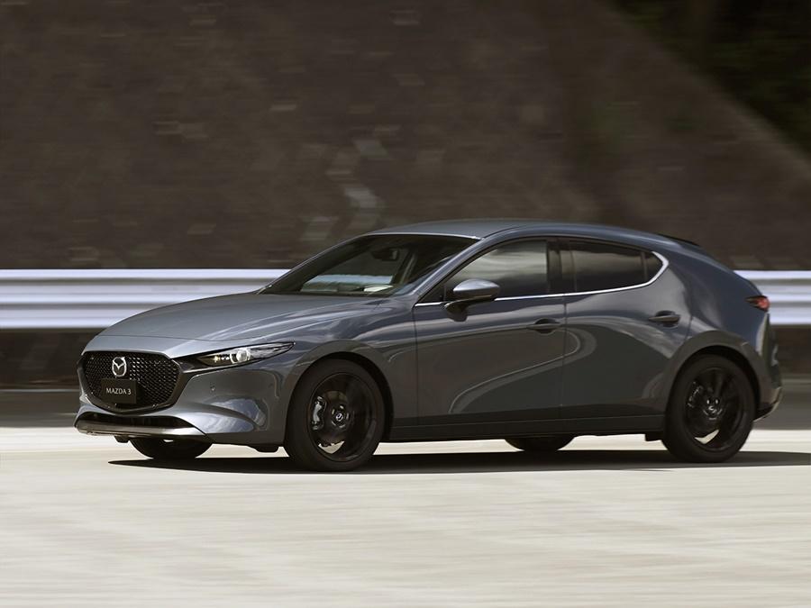 AutoDisk nieuws Mazda 3