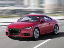 Audi TT coupe 2d