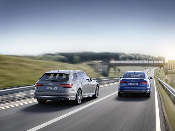 Audi A4 avant 40tfsi launch edition business 140kW s-tronic aut
