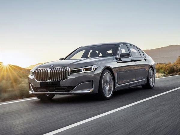 BMW 7-serie 730d 195kW aut